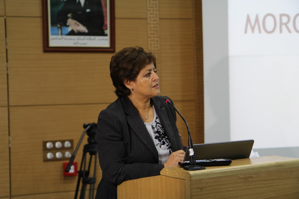 Morocco Awards 2015 - Conférence de presse - 2