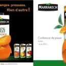 Jus Marrakech : Conférence de presse 100% nouveautés